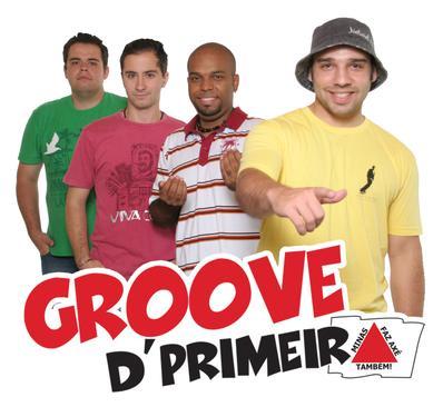 Groove d'Primeira - Divulgação