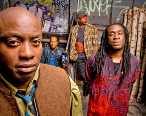 Living Colour - Foto de Bill Bernstein