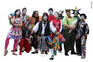 Teatro Mágico - Foto de Vinicius Campos